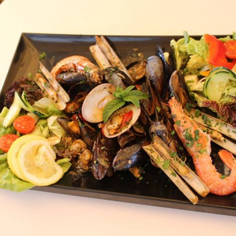 Sea-Food Platters