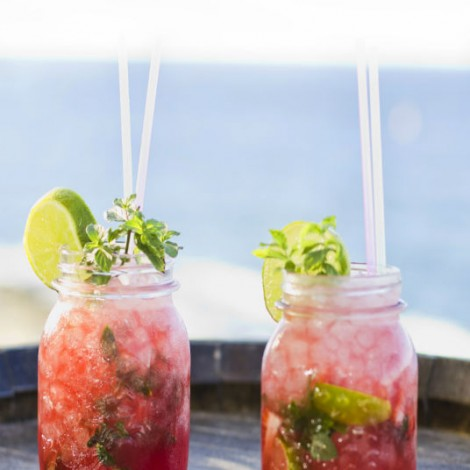 Strawberry Mohito`s